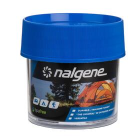 Nalgene Polycarbonat vershoud doos 125 ml blauw